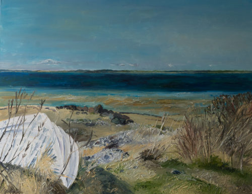 Ute Meyer Malerei • Oil Paintings, watercolor • Öl Gemälde, Aquarelle 2