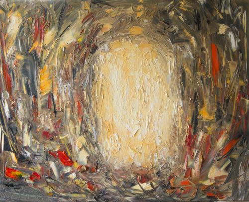 Ute Meyer Malerei • Oil Paintings, watercolor • Öl Gemälde, Aquarelle 128