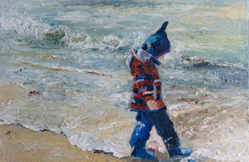 Ute Meyer Malerei • Oil Paintings, watercolor • Öl Gemälde, Aquarelle 129