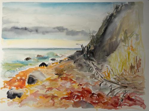 Ute Meyer Malerei • Oil Paintings, watercolor • Öl Gemälde, Aquarelle 76
