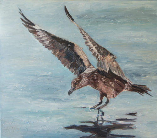 Ute Meyer Malerei • Oil Paintings, watercolor • Öl Gemälde, Aquarelle 120
