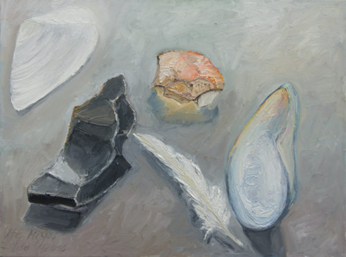 Ute Meyer Malerei • Oil Paintings, watercolor • Öl Gemälde, Aquarelle 160