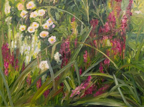 Ute Meyer Malerei • Oil Paintings, watercolor • Öl Gemälde, Aquarelle 135