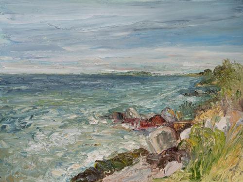 Ute Meyer Malerei • Oil Paintings, watercolor • Öl Gemälde, Aquarelle 158