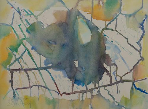 Ute Meyer Malerei • Oil Paintings, watercolor • Öl Gemälde, Aquarelle 74
