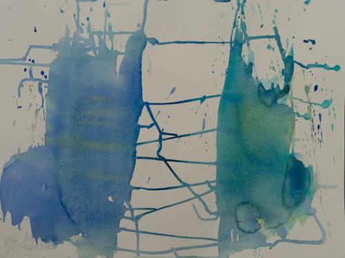 Ute Meyer Malerei • Oil Paintings, watercolor • Öl Gemälde, Aquarelle 56