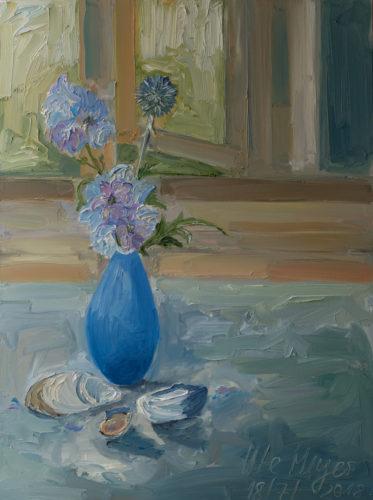 Ute Meyer Malerei • Oil Paintings, watercolor • Öl Gemälde, Aquarelle 105