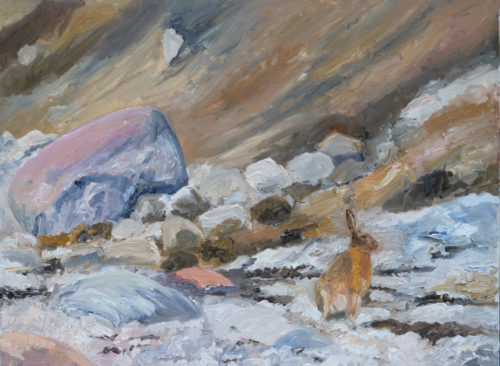 Ute Meyer Malerei • Oil Paintings, watercolor • Öl Gemälde, Aquarelle 139