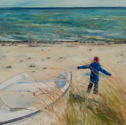 Ute Meyer Malerei • Oil Paintings, watercolor • Öl Gemälde, Aquarelle 110