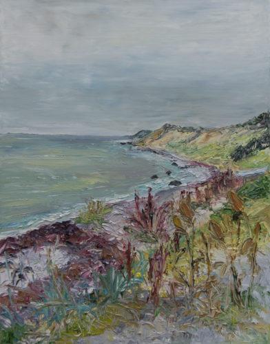 Ute Meyer Malerei • Oil Paintings, watercolor • Öl Gemälde, Aquarelle 126
