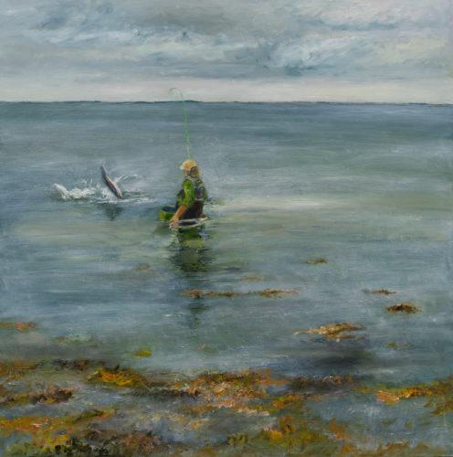 Ute Meyer Malerei • Oil Paintings, watercolor • Öl Gemälde, Aquarelle 122