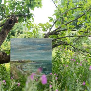 Ute Meyer Malerei • Oil Paintings, watercolor • Öl Gemälde, Aquarelle 16