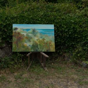 Ute Meyer Malerei • Oil Paintings, watercolor • Öl Gemälde, Aquarelle 14