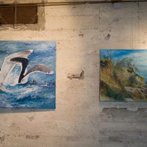 Ute Meyer Malerei • Oil Paintings, watercolor • Öl Gemälde, Aquarelle 22