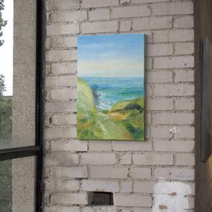 Ute Meyer Malerei • Oil Paintings, watercolor • Öl Gemälde, Aquarelle 21
