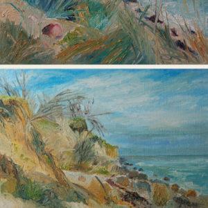 Ute Meyer Malerei • Oil Paintings, watercolor • Öl Gemälde, Aquarelle 17