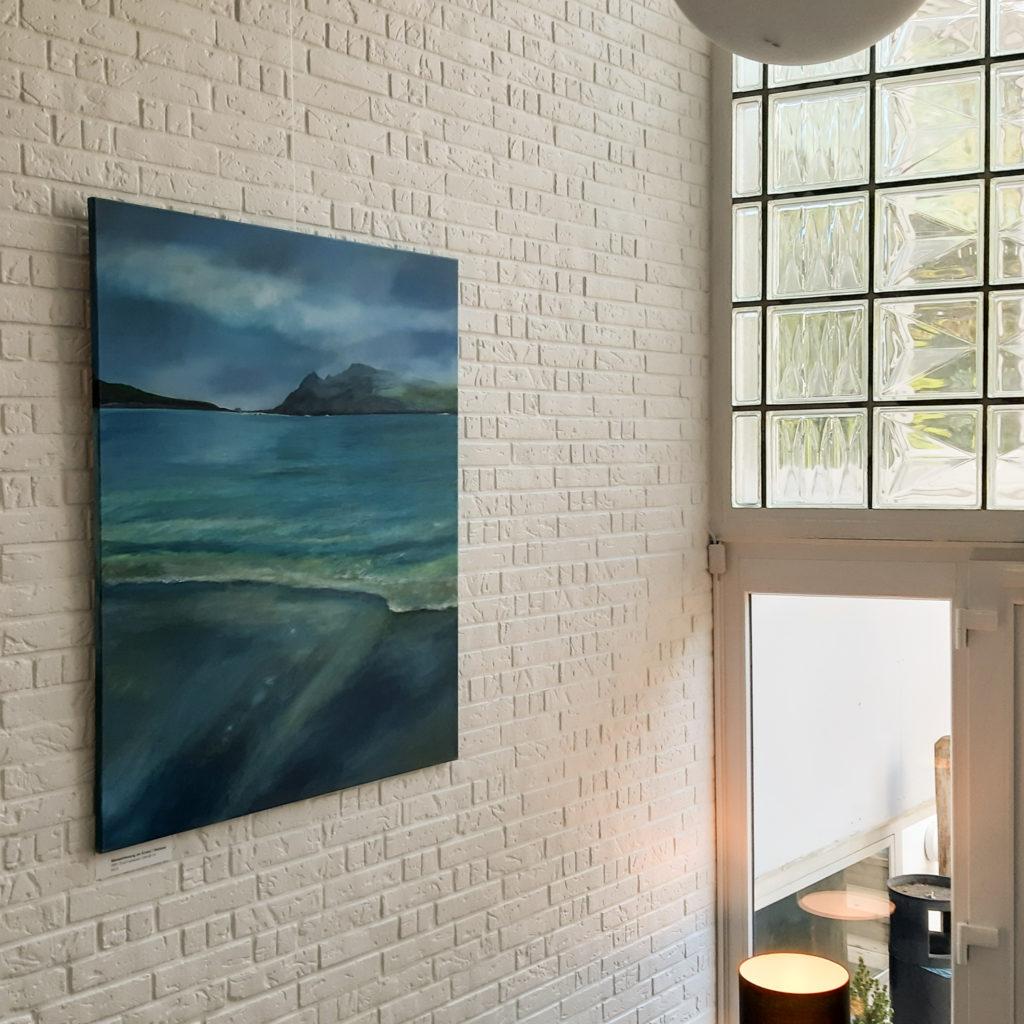 Ute Meyer Malerei • Oil Paintings, watercolor • Öl Gemälde, Aquarelle 100