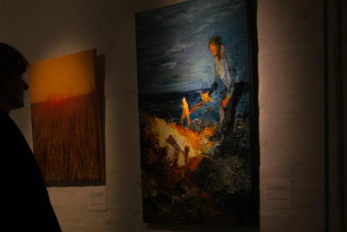 Ute Meyer Malerei • Oil Paintings, watercolor • Öl Gemälde, Aquarelle 131