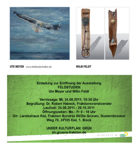 Ute Meyer Malerei • Oil Paintings, watercolor • Öl Gemälde, Aquarelle 11