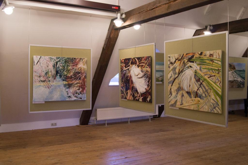 Ute Meyer Malerei • Oil Paintings, watercolor • Öl Gemälde, Aquarelle 104