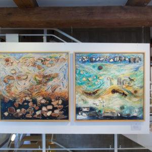 Ute Meyer Malerei • Oil Paintings, watercolor • Öl Gemälde, Aquarelle 24