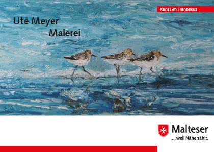 Ute Meyer Malerei • Oil Paintings, watercolor • Öl Gemälde, Aquarelle 109