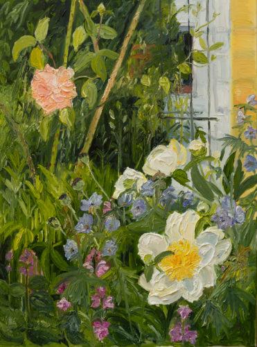 Ute Meyer Malerei • Oil Paintings, watercolor • Öl Gemälde, Aquarelle 146