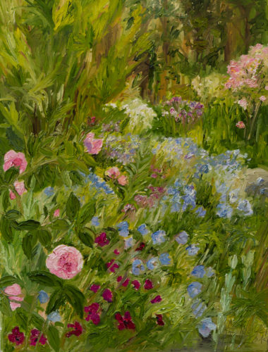 Ute Meyer Malerei • Oil Paintings, watercolor • Öl Gemälde, Aquarelle 113