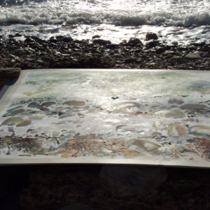 Ute Meyer Malerei • Oil Paintings, watercolor • Öl Gemälde, Aquarelle 59