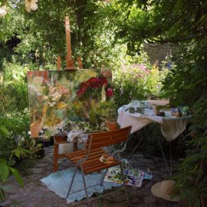 Ute Meyer Malerei • Oil Paintings, watercolor • Öl Gemälde, Aquarelle 44