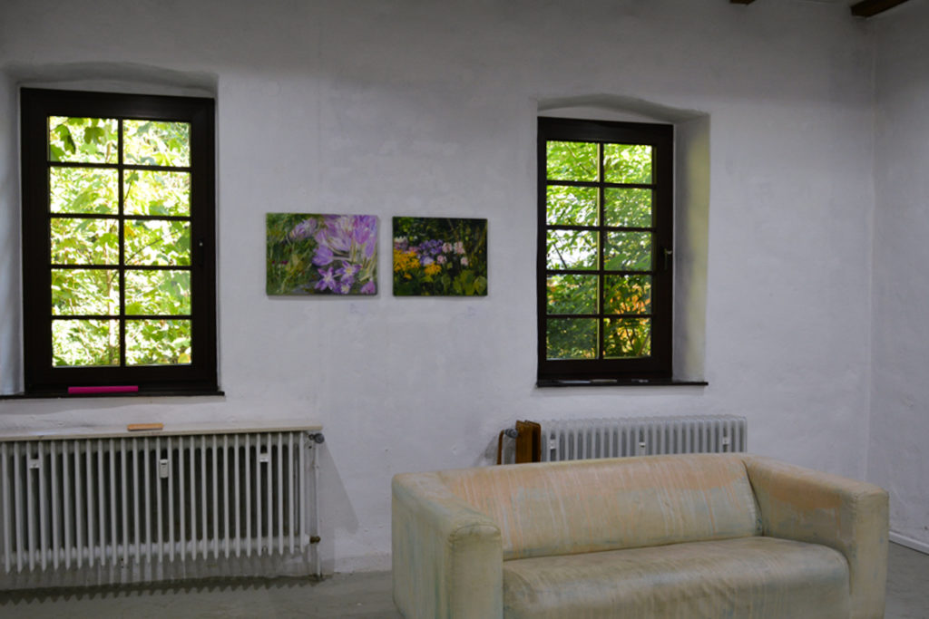 Ute Meyer Malerei • Oil Paintings, watercolor • Öl Gemälde, Aquarelle 5