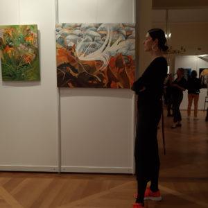 Ute Meyer Malerei • Oil Paintings, watercolor • Öl Gemälde, Aquarelle 12