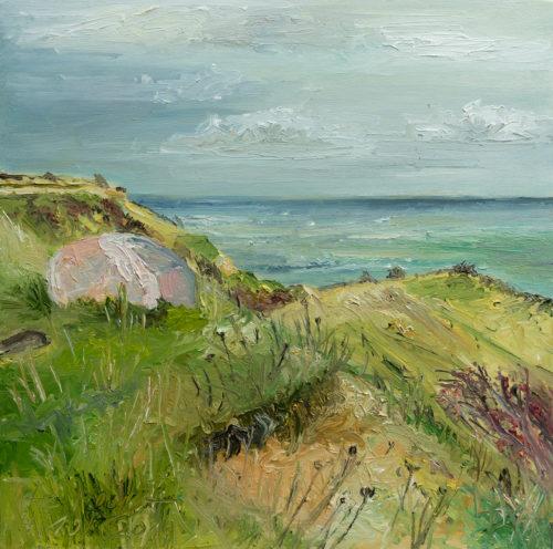 Ute Meyer Malerei • Oil Paintings, watercolor • Öl Gemälde, Aquarelle 144