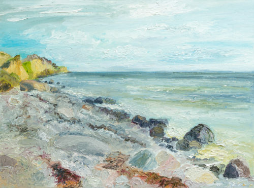 Ute Meyer Malerei • Oil Paintings, watercolor • Öl Gemälde, Aquarelle 127