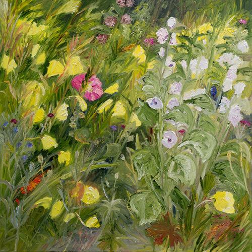 Ute Meyer Malerei • Oil Paintings, watercolor • Öl Gemälde, Aquarelle 137