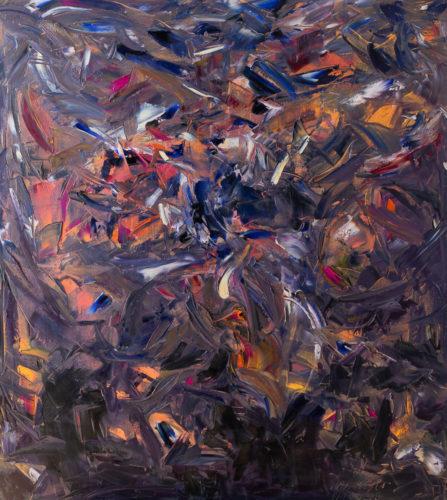 Ute Meyer Malerei • Oil Paintings, watercolor • Öl Gemälde, Aquarelle 112