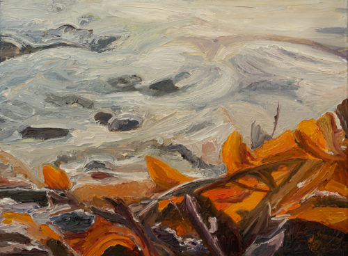 Ute Meyer Malerei • Oil Paintings, watercolor • Öl Gemälde, Aquarelle 134