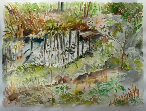 Ute Meyer Malerei • Oil Paintings, watercolor • Öl Gemälde, Aquarelle 63