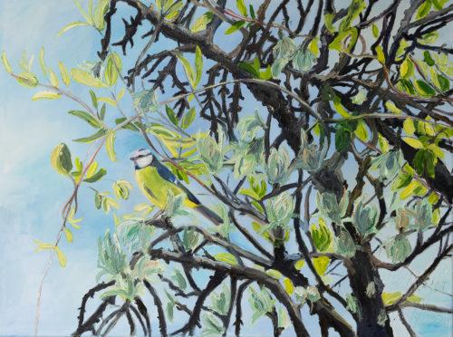 Ute Meyer Malerei • Oil Paintings, watercolor • Öl Gemälde, Aquarelle 154