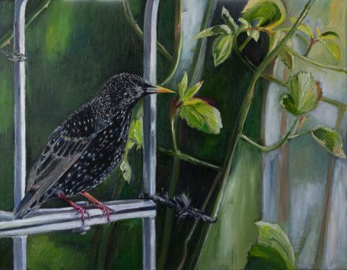 Ute Meyer Malerei • Oil Paintings, watercolor • Öl Gemälde, Aquarelle 107