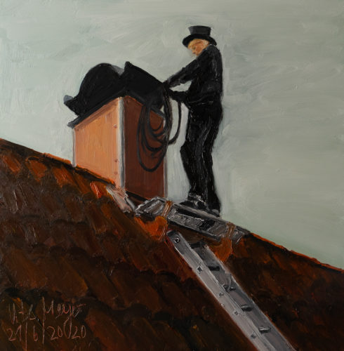 Ute Meyer Malerei • Oil Paintings, watercolor • Öl Gemälde, Aquarelle 115
