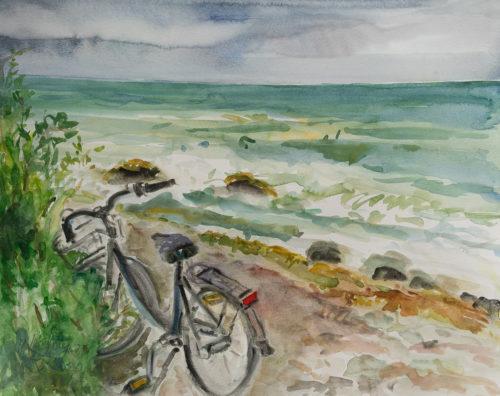 Ute Meyer Malerei • Oil Paintings, watercolor • Öl Gemälde, Aquarelle 1