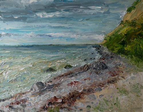Ute Meyer Malerei • Oil Paintings, watercolor • Öl Gemälde, Aquarelle 124