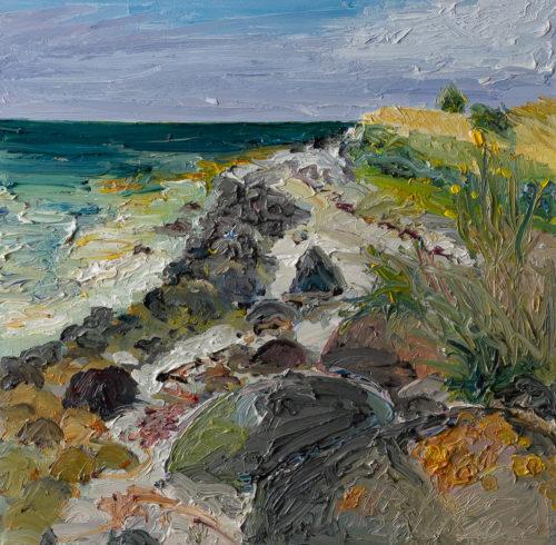 Ute Meyer Malerei • Oil Paintings, watercolor • Öl Gemälde, Aquarelle 149