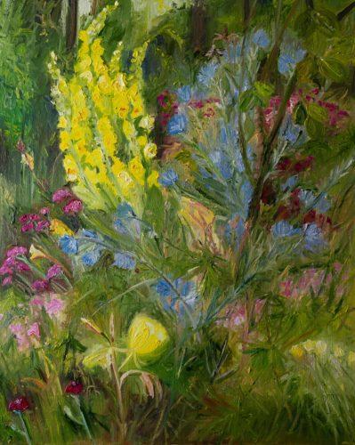 Ute Meyer Malerei • Oil Paintings, watercolor • Öl Gemälde, Aquarelle 114