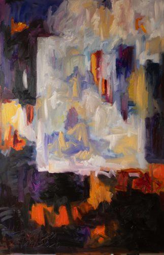 Ute Meyer Malerei • Oil Paintings, watercolor • Öl Gemälde, Aquarelle 108