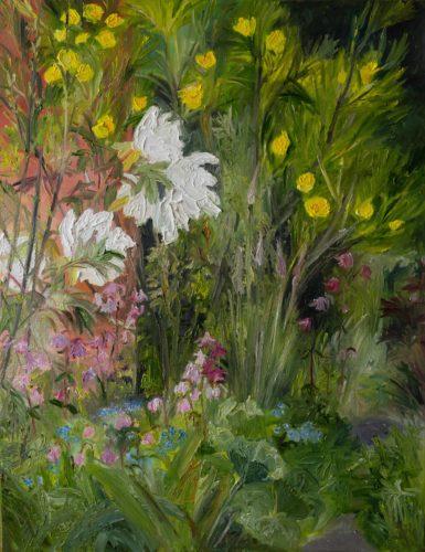 Ute Meyer Malerei • Oil Paintings, watercolor • Öl Gemälde, Aquarelle 155