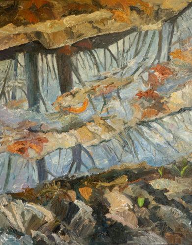 Ute Meyer Malerei • Oil Paintings, watercolor • Öl Gemälde, Aquarelle 157