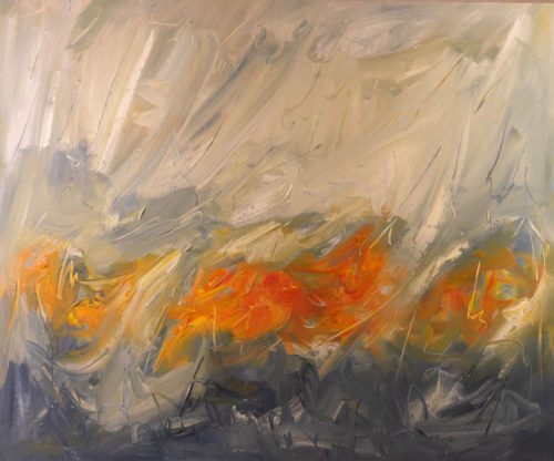 Ute Meyer Malerei • Oil Paintings, watercolor • Öl Gemälde, Aquarelle 140