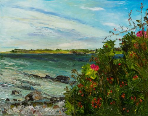 Ute Meyer Malerei • Oil Paintings, watercolor • Öl Gemälde, Aquarelle 117